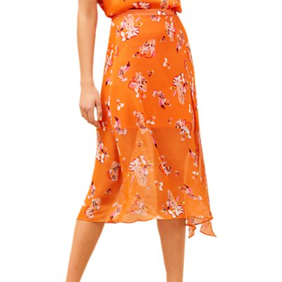 Fenn Wright Manson Tropicana Skirt, Orange