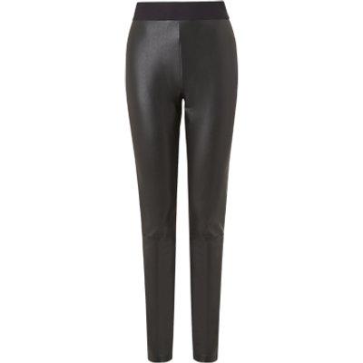 L K Bennett Agi Trousers  Black - 5054760393785