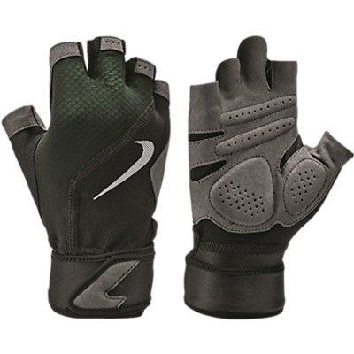 Nike Premier Fit Training Gloves  Black Volt Black White - 0887791174116