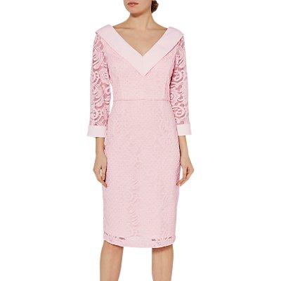 Gina Bacconi Gloria Lace Dress