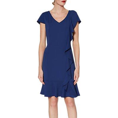 Gina Bacconi Tatiana Asymmetric Dress