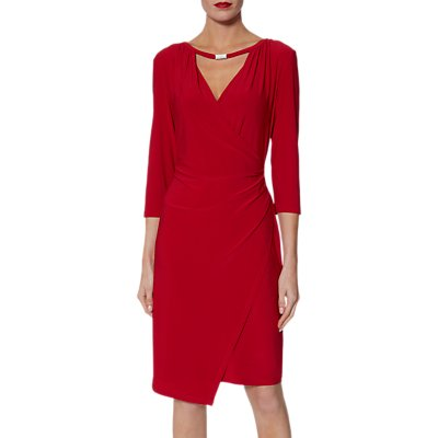 Gina Bacconi Natasha Jersey Dress