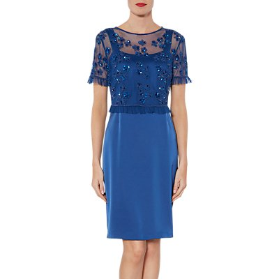 Gina Bacconi Cherie Dress and Overtop, Orion