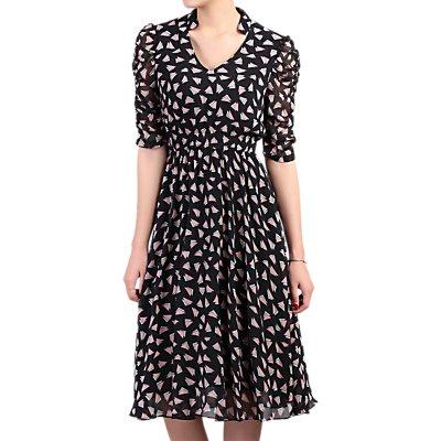 Jolie Moi Retro Tea Dress