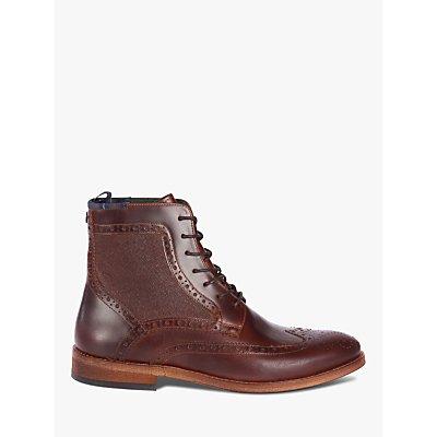 Barbour Belford Brogue Boots - 190375927825