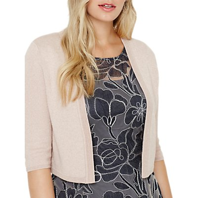 Studio 8 Olivia Shimmer Cover Up, Pink