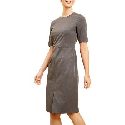 Fenn Wright Manson Raye Midi Dress, Grey