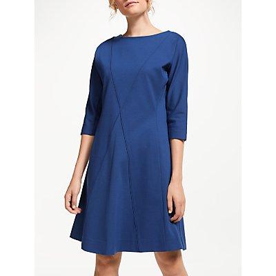 Winser London Anne Miracle Dress, Rich Blue