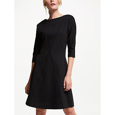 Winser London Anne Miracle Dress, Black