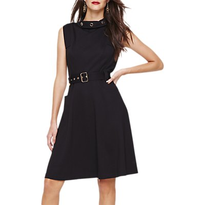 Damsel in a Dress Suzy Eyelet Dress, Black