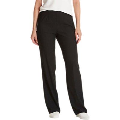 Betty Barclay Skinny Crêpe Trousers, Black