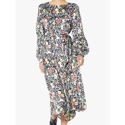 Ghost Abigail Dress, Leanne Floral