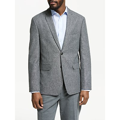 John Lewis & Partners Recycled Fabric Tailored Blazer