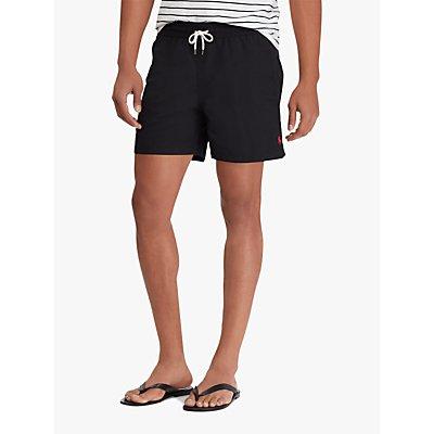 Polo Ralph Lauren Traveller Swim Shorts, Black