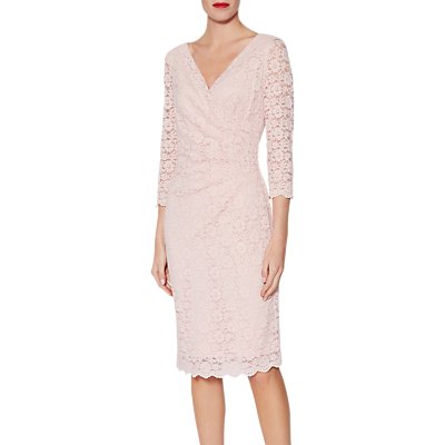 Gina Bacconi Brielle Dress, Pink