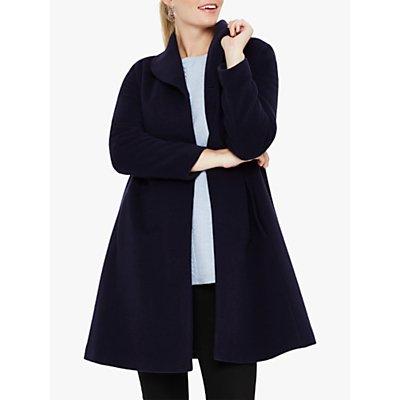 Studio 8 Darcy Coat, Navy