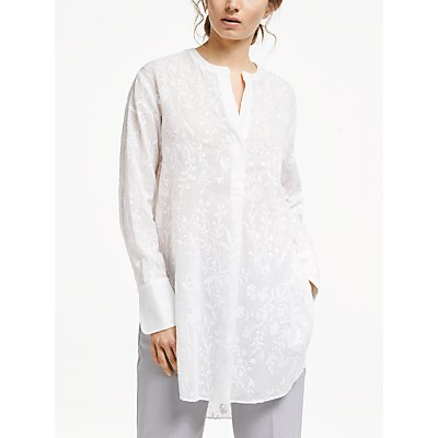Modern Rarity Archive Embroidered Tunic Top
