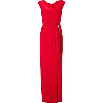 Lauren Ralph Lauren Shayla Dress, Parlor Red