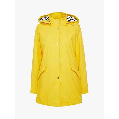 Lauren Ralph Lauren Hooded Coat, Warm Yellow