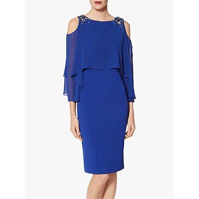 Gina Bacconi Harper Cold Shoulder Dress