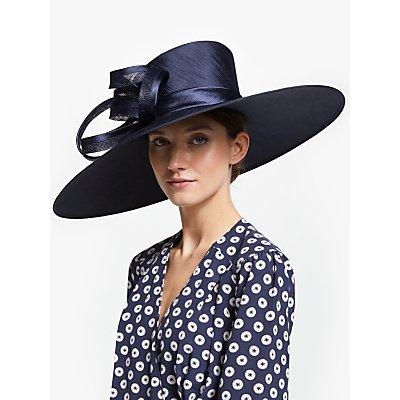 John Lewis & Partners Tanya Wide Brim Occasion Hat