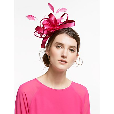 John Lewis & Partners Amy Feather Fascinator