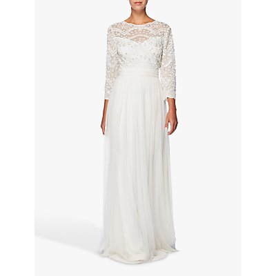Raishma Bridal Gown, White