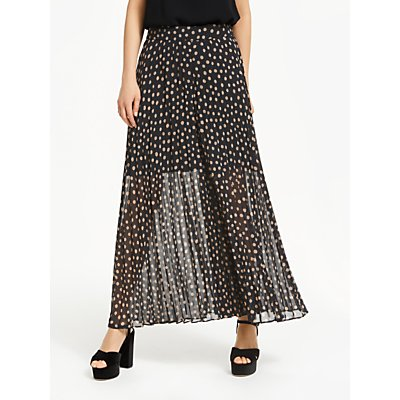 Marella Solista Polka Dot Trousers, Powder