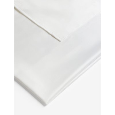 Croft Collection English Fine Cottons 325 Thread Count Supima Cotton Flat Sheet - 5057618610652