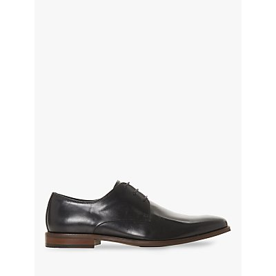 Dune Radioactive Leather Derby Shoes
