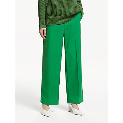 John Lewis & Partners Wide Leg Trousers