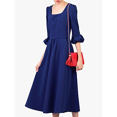 Jolie Moi Bell Sleeve Dress