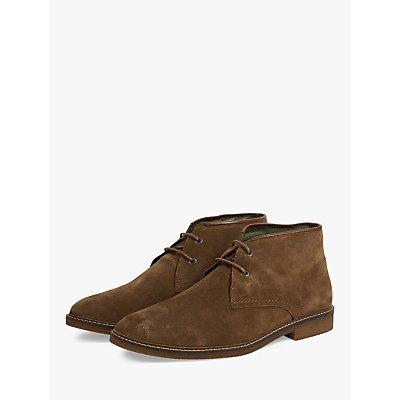 Barbour Kalahari Suede Desert Boots - 192569256728