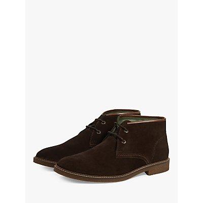 Barbour Kalahari Suede Desert Boots - 192569257152