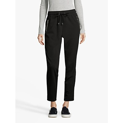 Betty Barclay Crepe Trousers, Black
