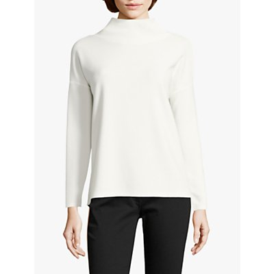 Betty Barclay Cowl Neck Long Sleeve Top, Off White