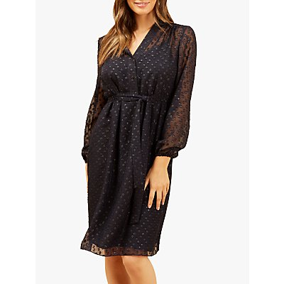 Fenn Wright Manson Petite Cynthia Dress, Navy