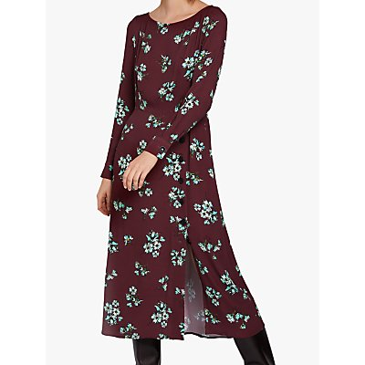 Ghost Emse Floral Dress, Aurelie Bloom