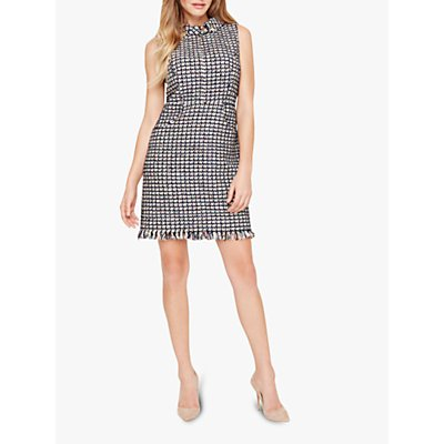 Damsel in a Dress Rosita Tweed Dress, Multi
