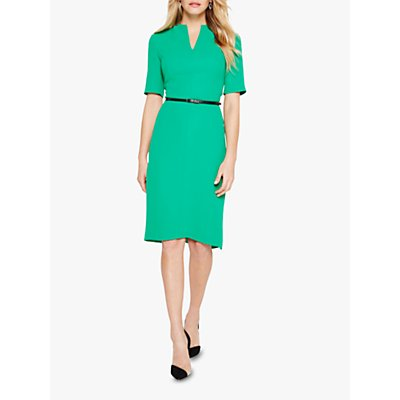 Damsel in a Dress City Suit Dress, Green