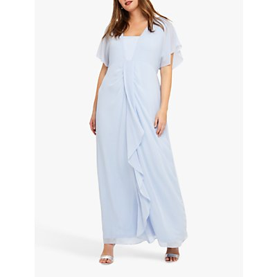 Studio 8 Olympia Maxi Dress, Pale Blue