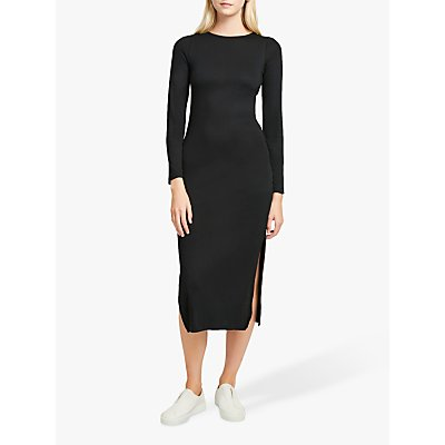French Connection Lawson Dress, Black