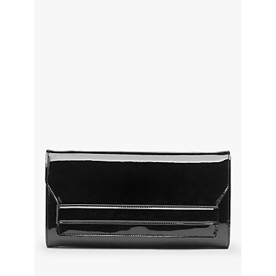 L.K.Bennett Ella Leather Clutch Bag