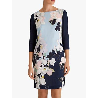 Fenn Wright Manson Brooke Floral Dress, Sweet Pea