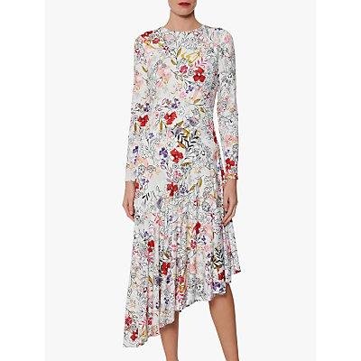 Gina Bacconi Estrella Floral Dress, Multi