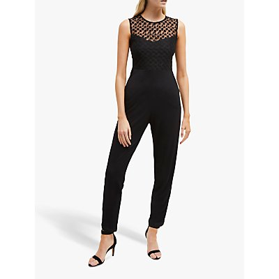 French Connection Manhattan Jumpsuit
