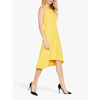 Damsel in a Dress Camilla Sleeveless Dress, Yellow