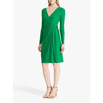 Lauren Ralph Lauren Casondra Dress, Cambridge Green