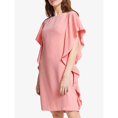 Lauren Ralph Lauren Ellee Day Dress, Spring Peach