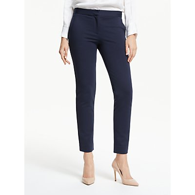 Winser London Miracle Classic Trousers, Midnight Navy